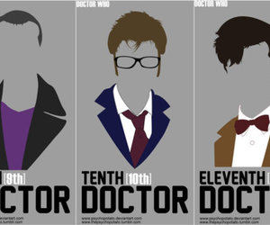 doctor who and doctor image