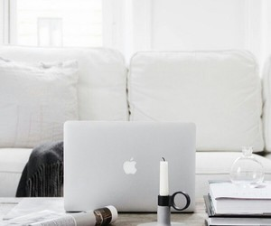 apple, books, and macbook image
