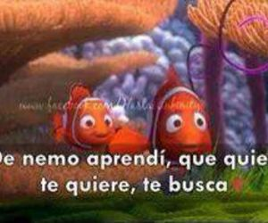disney, frases, and nemo image