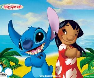 beauty, lilo, and movie image