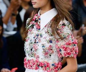 fashion, chanel, and model image