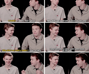 gally, newt, and funny image