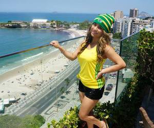 ally brooke, fifth harmony, and brasil image