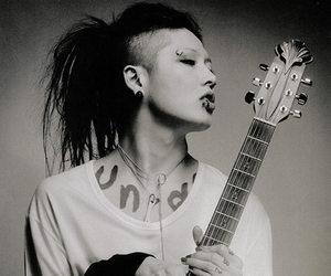 miyavi, jrock, and guitar image