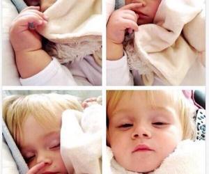 baby, sleep, and theo image