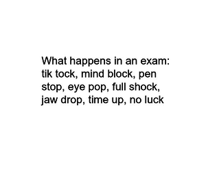 exam, lol, and luck image