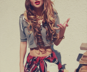 girl, style, and swag image