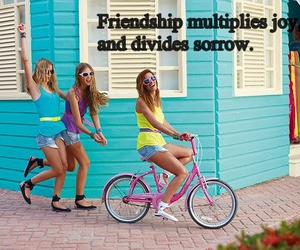 bff, friendship, and laugh image