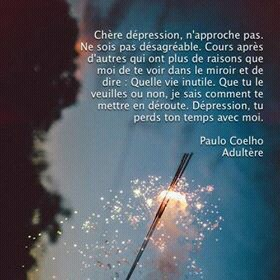 Chère Dépression Shared By Basma Arbas On We Heart It