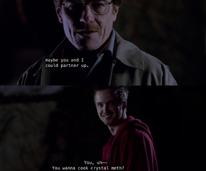 breaking bad, drugs, and quote image