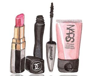 chanel, makeup, and nars image