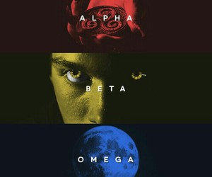 teen wolf, beta, and omega image
