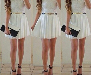 beautiful, elegant, and clothes image