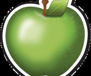 emoji and apple image