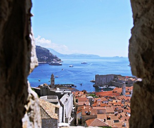 beautiful, dubrovnik, and city image