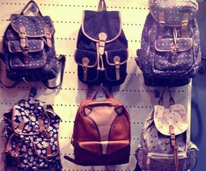 bag and backpack image