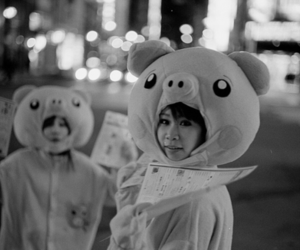 asian, costume, and street image
