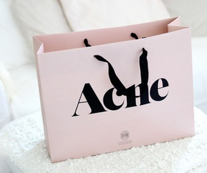 fashion, acne, and pink image