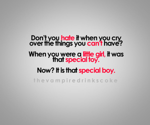 boy, special, and love image