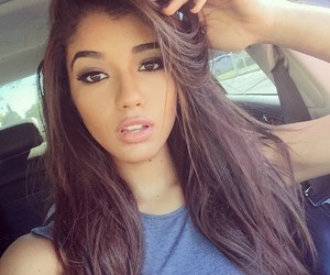 girl, makeup, and yovanna ventura image
