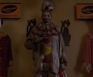 clown, ahsfreakshow, and american horror story image