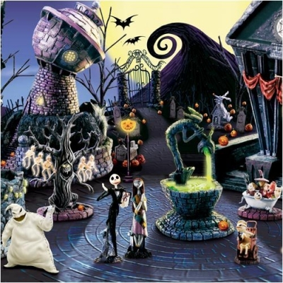 halloween town trippy design2share home decorating interior design garden tips and resources - Halloweentown Nightmare Before Christmas