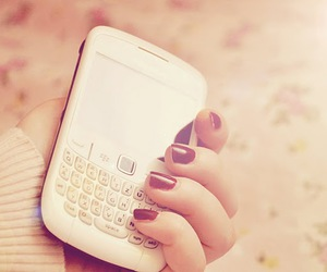 blackberry, cellphone, and curve image