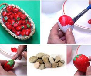 diy, do it yourself, and strawberrys image