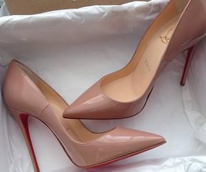 beautiful, heels, and paris image