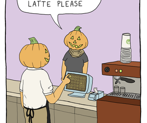 funny, pumpkin, and lol image