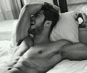 arms, sexy, and smile image