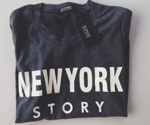 fashion, new york, and clothes image