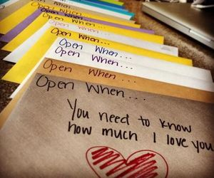 awesome, Letter, and love image
