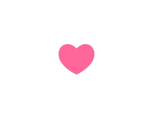 heart, we heart it, and Logo image