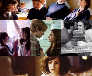 love rosie, lily collins, and rosie dunne image
