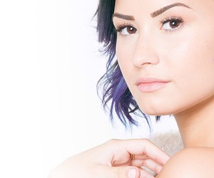 demi lovato, girl, and idol image