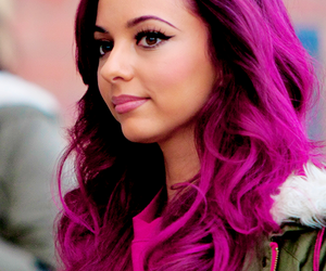 green, purple, and jade thirlwall image