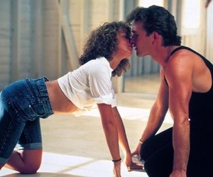 bb, dirty dancing, and swayze image