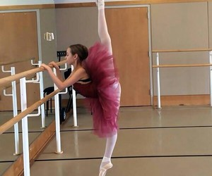 amor, expresion, and ballet image