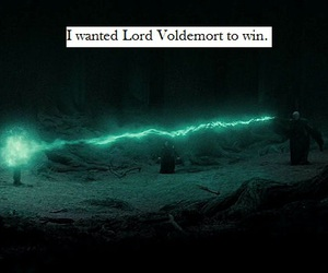 harry potter, voldemort, and harry potter confessions image
