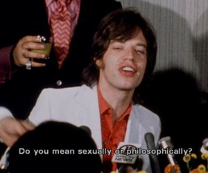 mick jagger and the rolling stones image