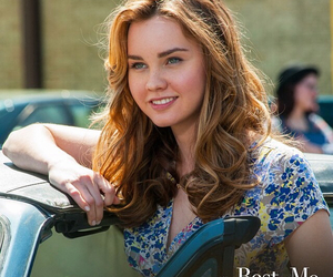 girl, nicholas sparks, and the best of me image