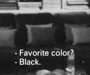 black, color, and favorite image