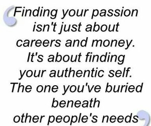 career, inspiration, and money image