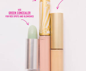 concealer, beauty, and makeup image