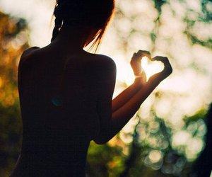 beautiful, girls, and love image