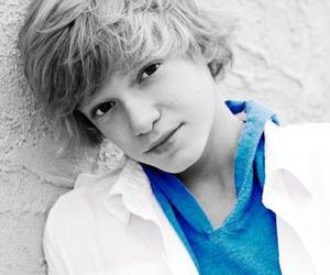 cody simpson, blue, and boy image