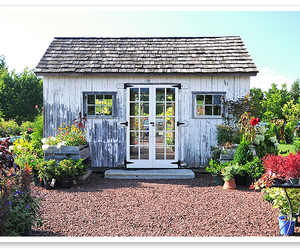 gardens and sheds image