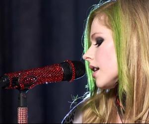 Avril Lavigne and celebrity image