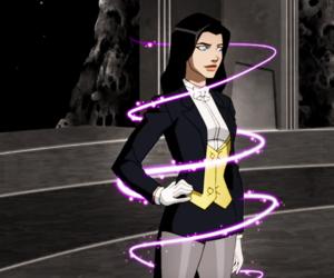 cartoon, DC, and hero image